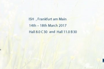 ISH 2017. - World's leading trade fair in air-conditioning