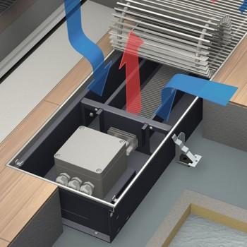Katherm NE -prirodna konvekcija putem električnog izmjenjivača topline