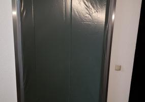 Abdichtung von Schachttüren 3