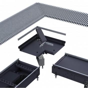 Detail eck-modul