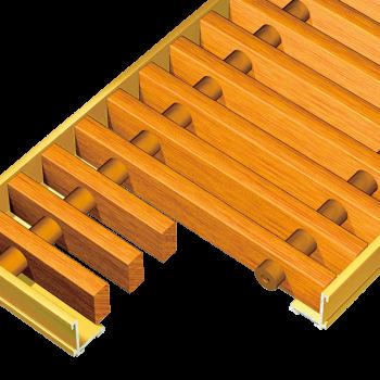 Holzrost 1156