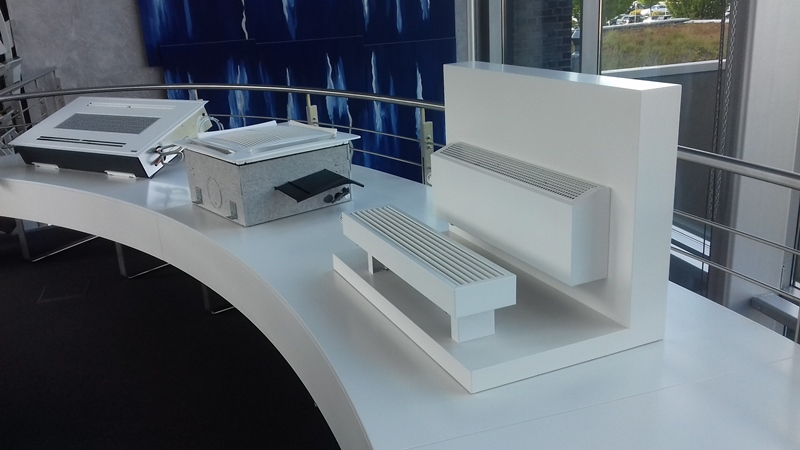 Exhibition products Kampmann