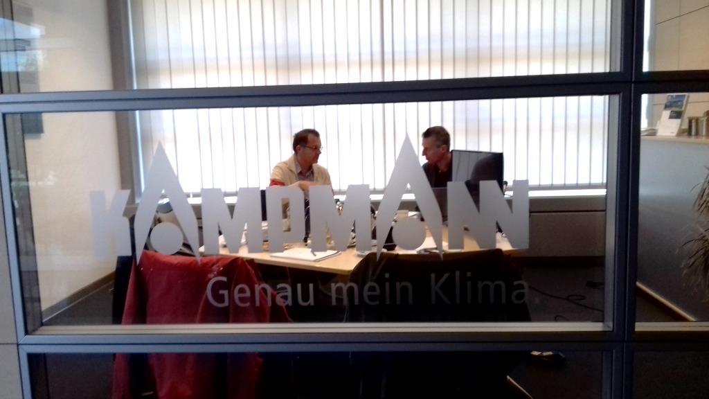TDC at Kampmann - training 2016