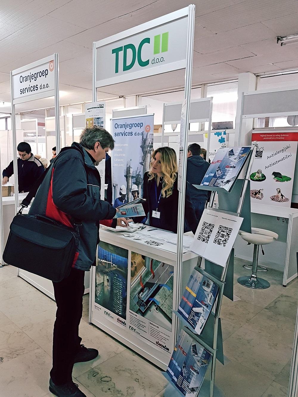 Participation in 10th Career Fair