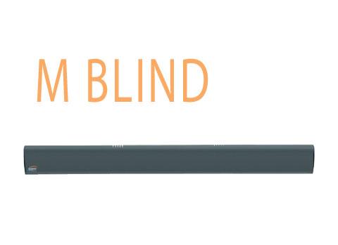 M blind